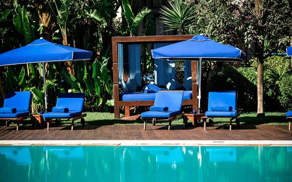 Le Medina Essaouira Hotel Thalassa Sea & Spa 5* Mgallery Collection