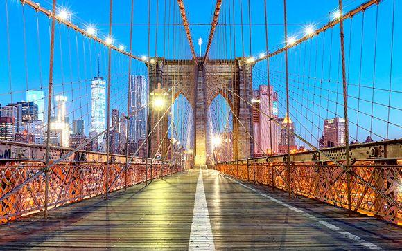Capitales del Este con Nueva York