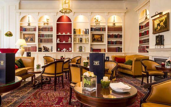 Bélgica Brujas - Stanhope Hotel 5* y Grand Hotel Casselbergh 4* desde 179,00 €
