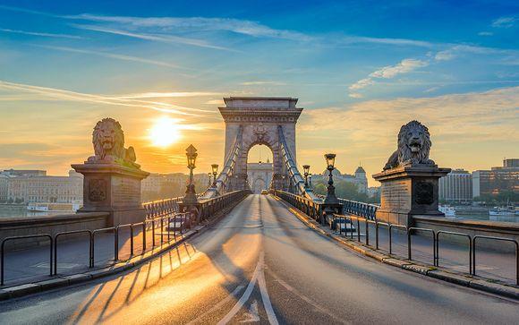 Hungría Budapest - Opera Garden Hotel & Apartments 4* desde 41,00 €