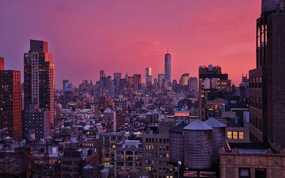 Estados Unidos Nueva York - Stewart Hotel 4* desde 59,00 €