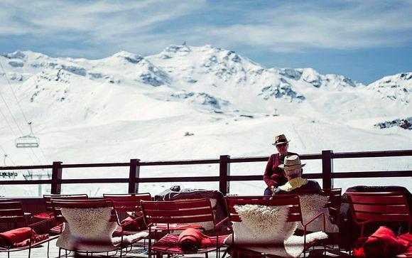 Hotel Le Val Thorens 4*