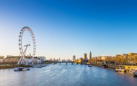 Reino Unido Londres - Hotel The Mandrake 5* desde 152,00 €