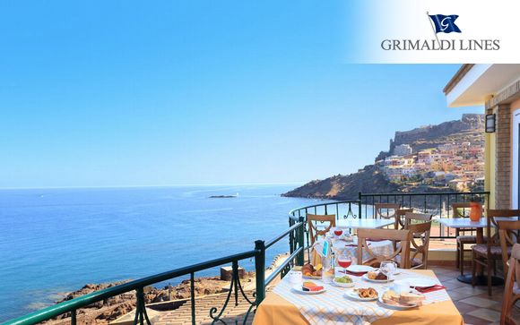 Junto a la playa con opción a Grimaldi