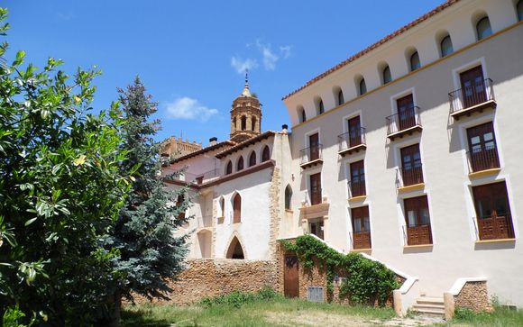 Hospedería Palacio Iglesuela del Cid 4*