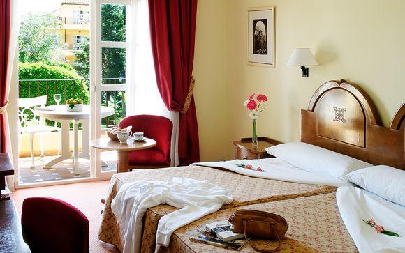 Hotel Monasterio de San Miguel 4*