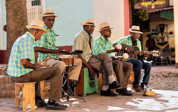 Cuba Cayo Santa Maria - Casas Particulares y Valentín Perla Blanca 5* desde 909,00 €