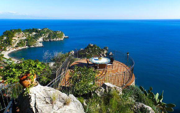 Italia Taormina - Grand Hotel San Pietro 5* desde 90,00 €