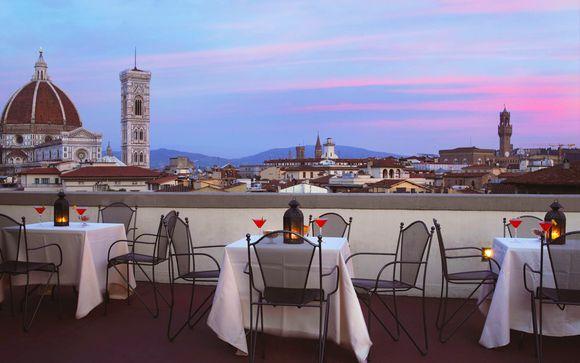 Historia y arte florentinos a 400 metros del Duomo