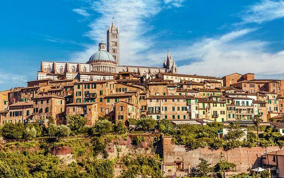 Italia Siena - Palazzetto Rosso desde 175,00 €