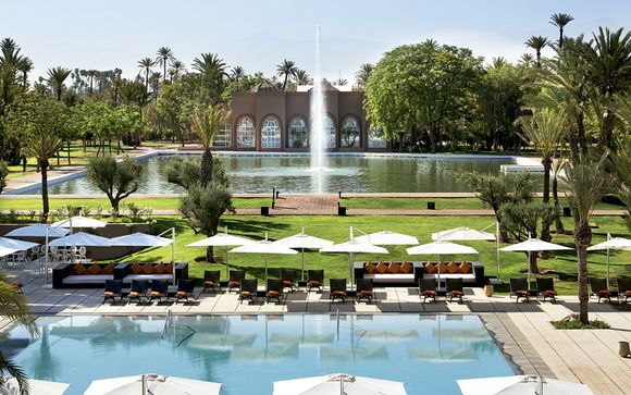 Pullman Marrakech Palmeraie Resort and Spa 5*