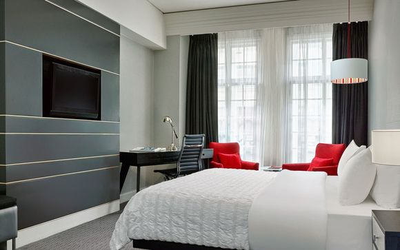 El Hotel Le Meridien Piccadilly 5* le abre sus puertas