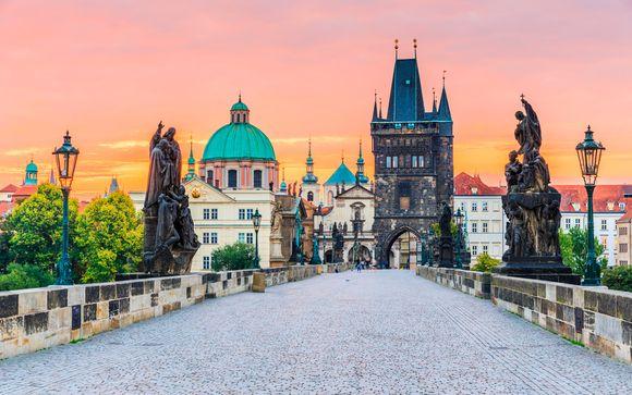 Junior Suite en el corazón de la capital checa