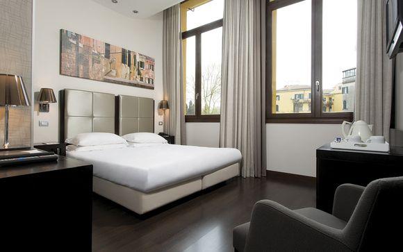 Best western premier hotel sant elena 4 voyage priv for Alojamiento estancia 25m2