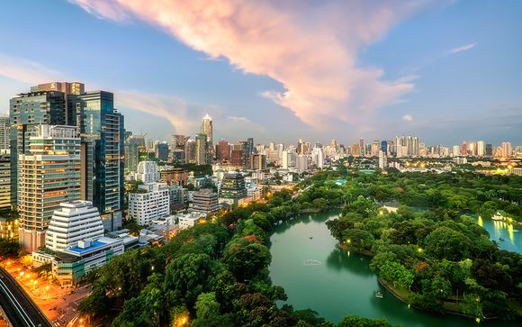Tu estancia en Bangkok y Phuket