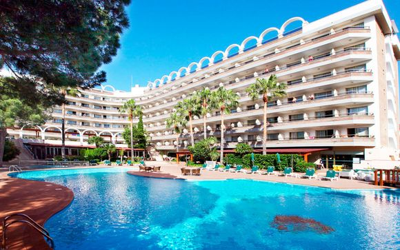 Golden Port Salou & Spa 4*
