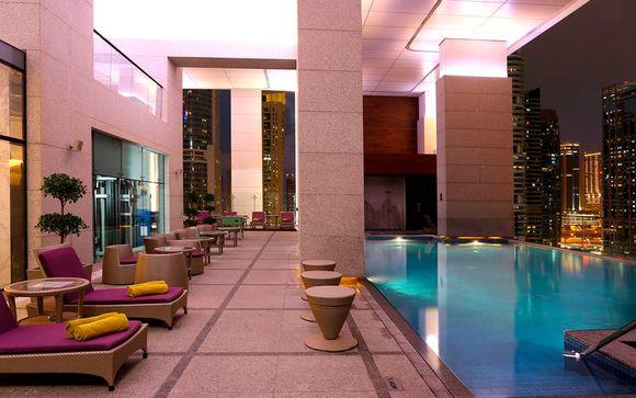 Hotel Bonnington Jumeirah Lakes Towers 5*