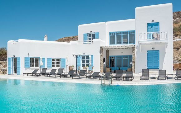 Capo Di Mykonos Resort 4*