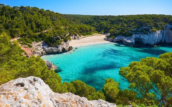 Menorca - Cala Blanca Sun Hotel 4*