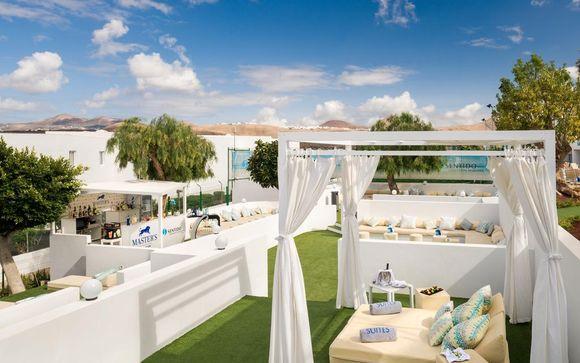Hotel con encanto a pie de playa con todo incluido