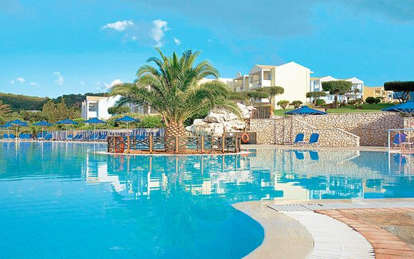 Mare Blue Beach Resort 4*