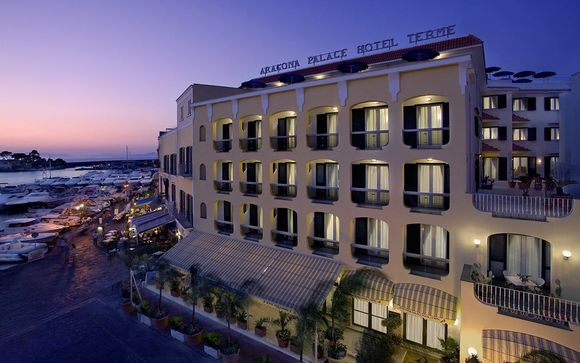 Aragona Palace Hotel & Spa 4*