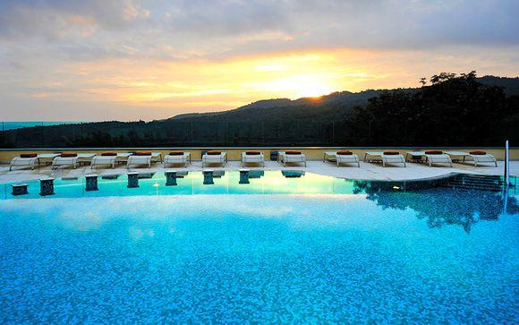 Italia Grosseto - Petriolo Spa & Resort 5* desde 123,00 €