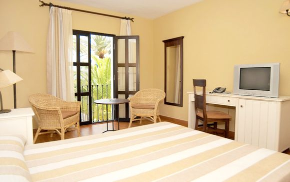 Hotel ILUNION Hacienda del Sol 4*