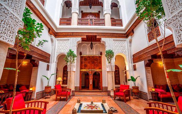 Marruecos Marrakech - Riad Dar Alhambra desde 57,00 €