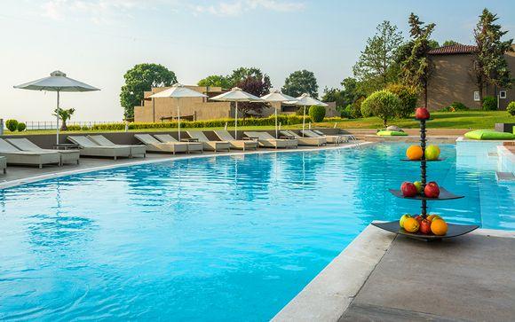 Grecia Litochoro - Dion Palace Resort & Spa 5* desde 138,00 €