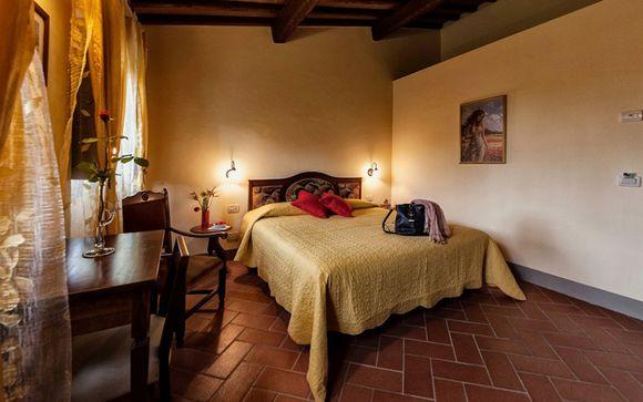 Hotel Agroturismo Relais Campiglioni 4*