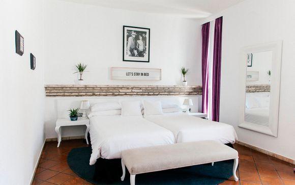Hotel Fontecruz Sevilla Seises 4*