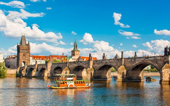 Hungría Budapest - Praga y Budapest en 4* desde 423,00 €
