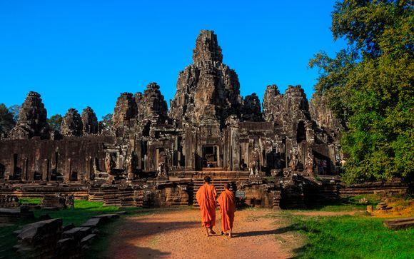 Itinerario 10 noches con extensión a Camboya - Salidas en grupo