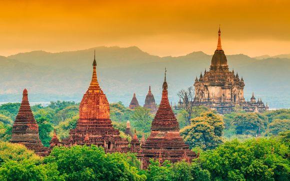 Myanmar Yangon - Myanmar Auténtico desde 1.900,00 €