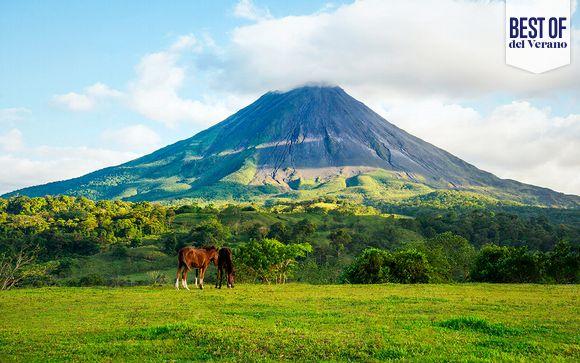 Costa Rica San José - Autotour por Costa Rica desde 1.223,00 €
