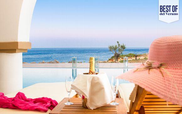 Grecia Rodas - The Kresten Royal Villas & Spa 5* desde 158,00 €