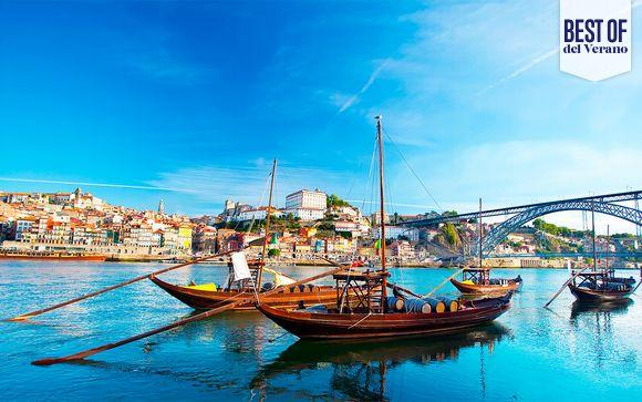 Portugal Oporto - Crowne Plaza Porto 5* desde 119,00 €