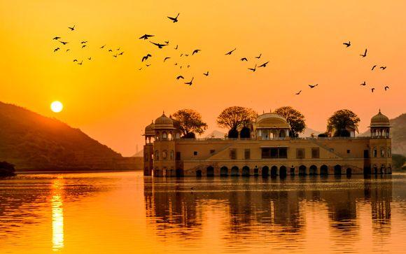Triángulo Dorado y Amritsar