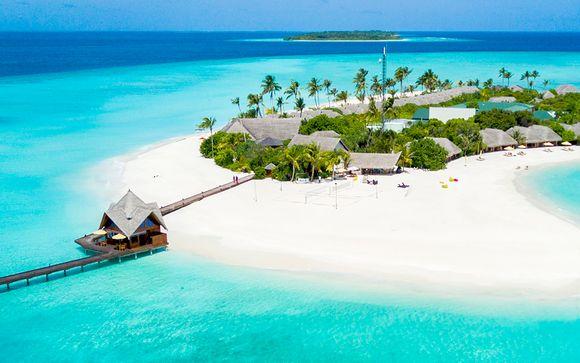 Maldivas Baa Atoll - Dhigufaru Island Resort 5* desde 1.600,00 €