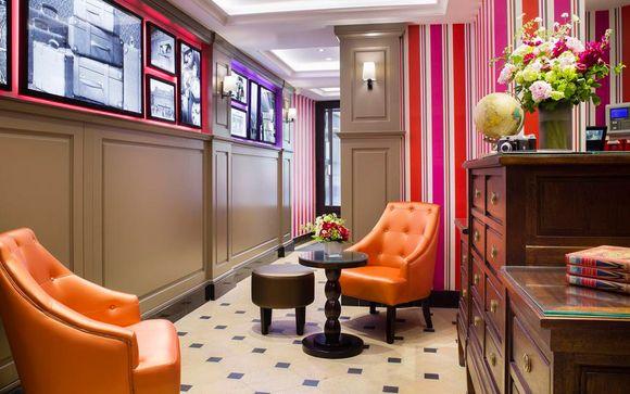 Philéas Hotel 4*