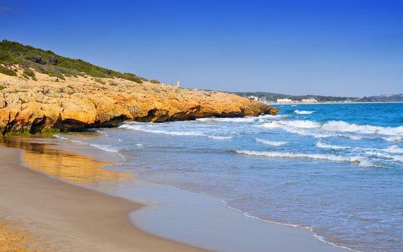 España Comarruga - Hotel Balneario Termaeuropa Playa de Comarruga 4* desde 140,00 €
