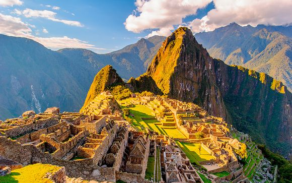 Perú por tierra, mar y aire