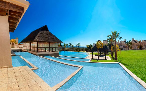 Hacienda del Álamo Golf & Spa Resort 4*