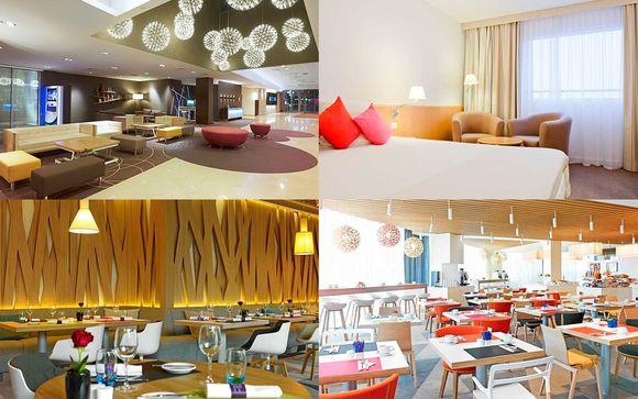 Hoteles previstos o similares