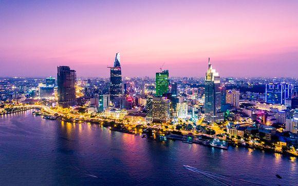 Extensión al sur de Vietnam (opción 2)