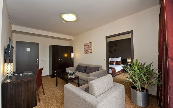 Hotel Regnum Residence 4*