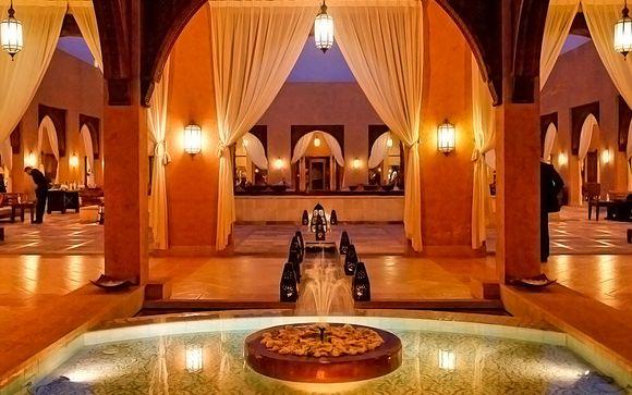 Lujo y trato VIP con una cena Agadir Marruecos en Voyage Prive por 252€