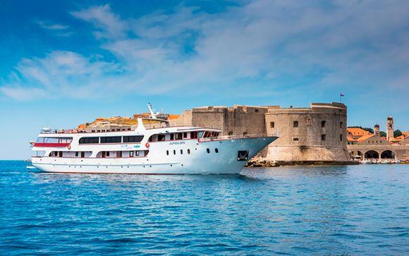 Croacia Dubrovnik - Crucero de verano 2019 por el Adriático desde 1.077,00 €
