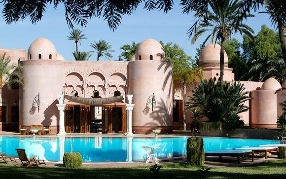 Marruecos Marrakech - Riad Palais Mehdi 5* desde 146,00 €